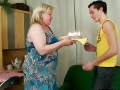wife comes in when her huge mother rides my shlong