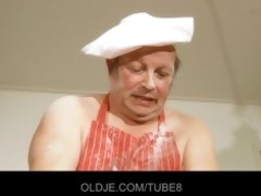 old fat chef fucked by hawt blond teeny slut