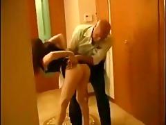 grandpapa and the maid