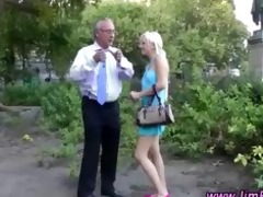 excited legal age teenager blond in heels