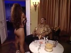 exotic fucktoy rides a big penis