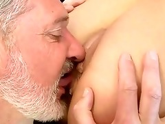 old guy fucks hot juvenile beauty