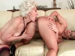 old sluts vs juvenile girls