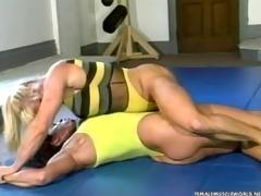 wrestling a fbb
