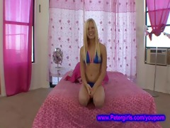 barely legal 18 hot slutty cadence @ petergirls