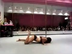 daughter pole dance, nonporn