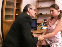 pleasant gratifying for teacher