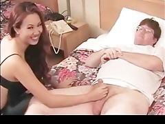betty sucks dad hard cock jav part5
