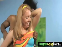 hawt young daughter get fucked hard by black 4
