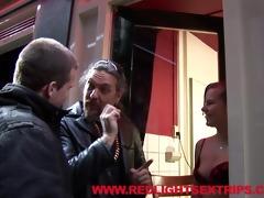 australian boyfrend pounding a petite prostitute