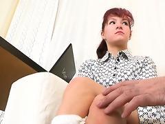 teacher tasting a chaste vagina