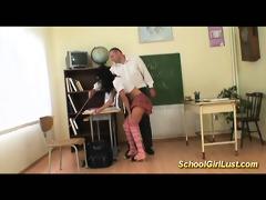 hardcore with naughty schoolgirl