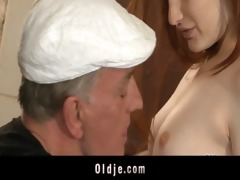 sexually excited oldmen bangs hard youthful