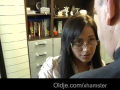 oldje.com - senior fallucis sex test