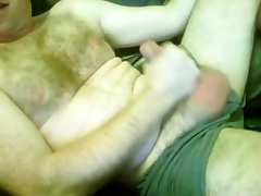 curly horny married daddy wanks
