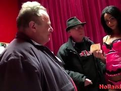 amateur bonks prostitute after handjob
