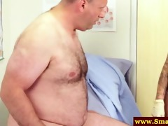 sph treament for chubby lousy stud and his small
