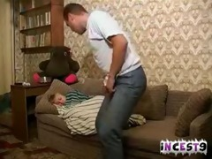 real father and daughter homemade sextape