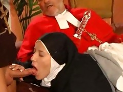 holy sister booty screwed
