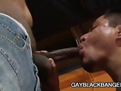 max sanchez: tattooed latino dad gorging on a