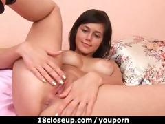 young flexible 18y old cum-hole gym