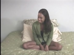 old ed and beautiful ebony legal age teenager