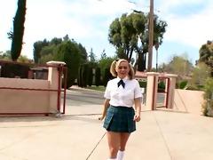 schoolgirl fuck (scene 4 of 5)