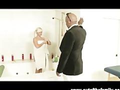 shane diesel massages and copulates blonde teen