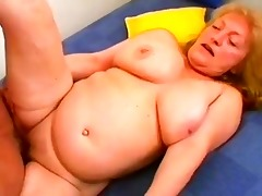 slutty daniela seduces a younger knob