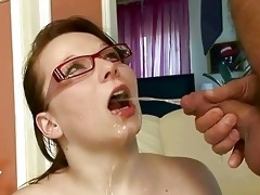 mature dude fucking and pissing on wicked breasty