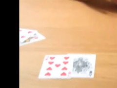sister not brother play cards wf