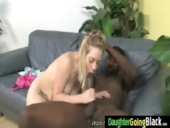 constricted young teen takes big black dick 22