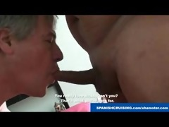 horny dad & cross dresser