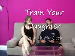train your daughter!