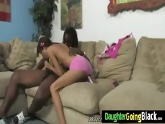 dark dick and a diminutive babe 16